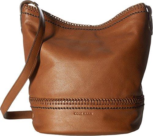 Cole Haan Women's Shelly Bucket Hobo Bag Woodbury Handbag