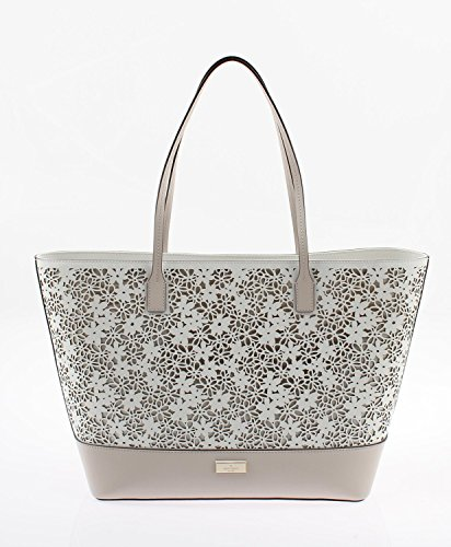 Kate Spade New York Bradford Court Margareta Shoulder Bag Handbag (Cream/Pebble)