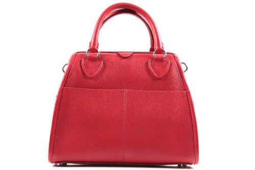 Marc Jacobs women's leather handbag bag purse small jema red