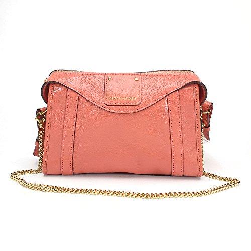 Marc Jacobs Wellington Peggy Crossbody Bag, Flamingo
