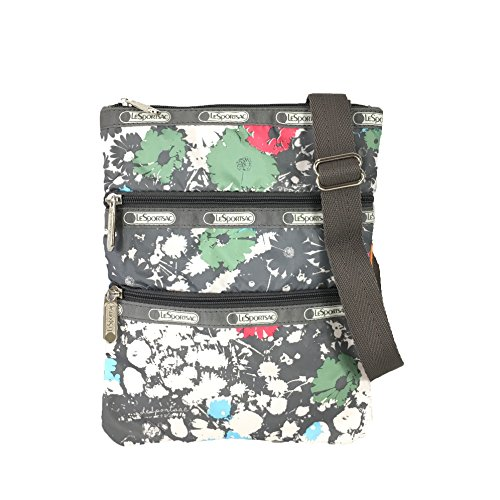 LeSportsac Kasey Crossbody Bag, Chroma Flower