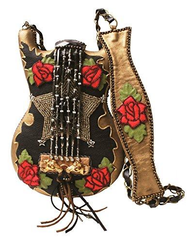 Rhinestone Cowgirl Mary Frances Designer Handbag