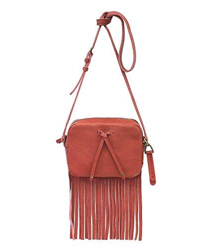 Lucky Brand Kyle Fringe Mini Cross-Body Bag