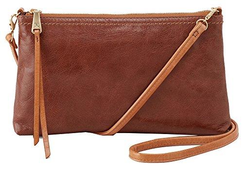 Hobo Handbags Vintage Leather Darcy Crossbody – Cafe