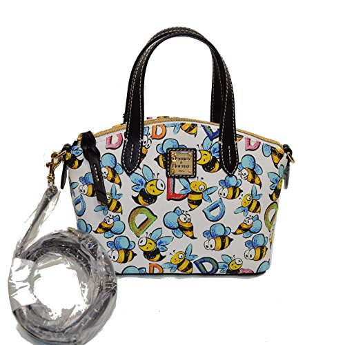 Dooney & Bourke Ruby Bumble Bee MINI Crossbody Bag