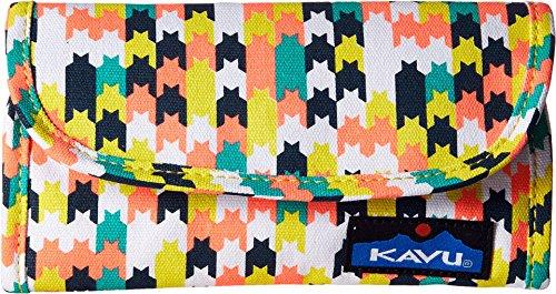 KAVU Women's Big Spender Candy Stars Wallet