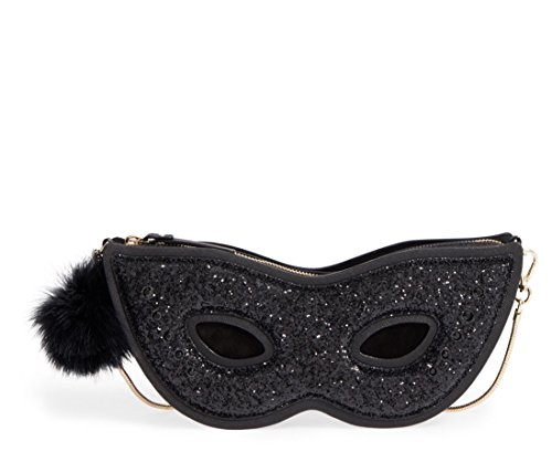 Kate spade Dress the part Mask clutch