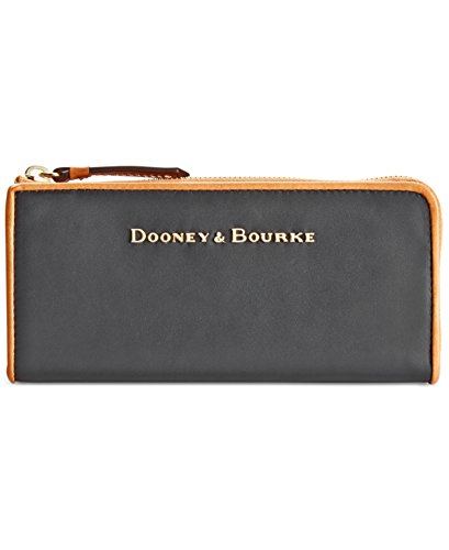 Dooney & Bourke Zip Clutch Black