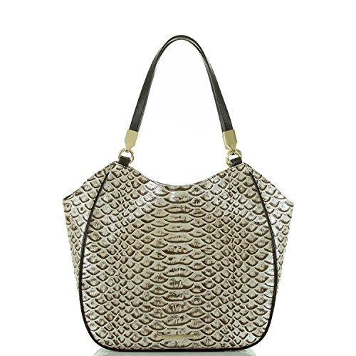 Brahmin Dogwood Marianna Tote Genuine Leather