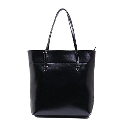 IBEXMAN 2016 Travel Large Tote Bag For Women PU Leather Shoulder Bag