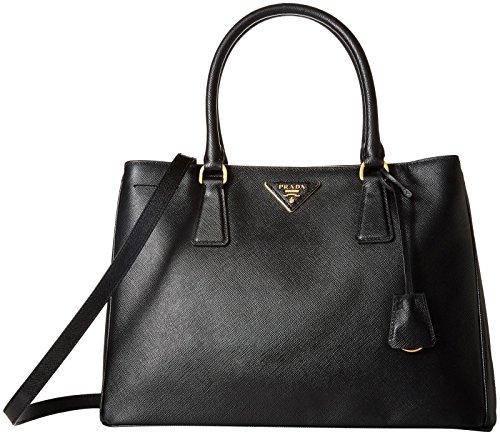 Prada (Icon) Women's Top Handle 4, Black, One Size