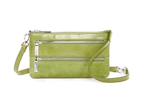 Hobo Cristel Vintage Leather Convertible Crossbody Bag – KIWI
