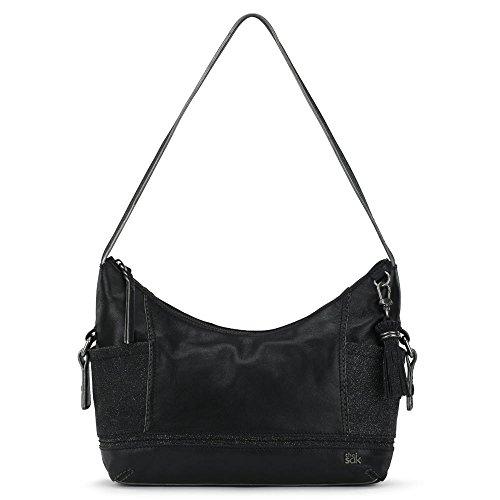 The Sak Kendra Hobo Bag Black