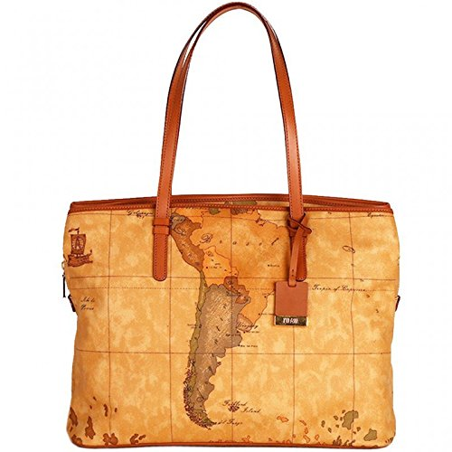 "ALVIERO MARTINI LARGE BUSINESS ""NEW CLASSIC"" SHOULDER BAG"