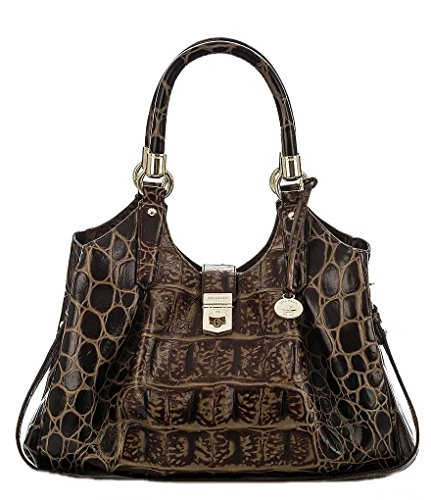 Brahmin Orinoco Collection Elisa Hobo Bag