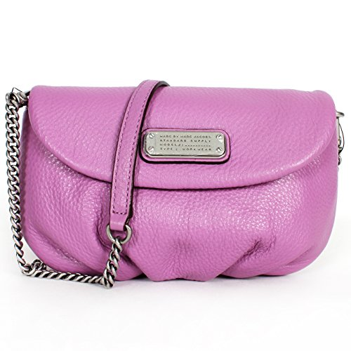 Marc By Marc Jacobs New Q Karlie Cross-body Bag Lovely Violet