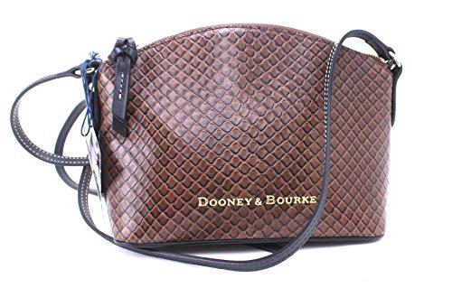 Dooney & Bourke Ruby Crossbody (Taupe/Black)