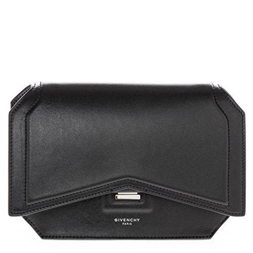 Givenchy Women's Bow-Cut Shoulder Bag Black