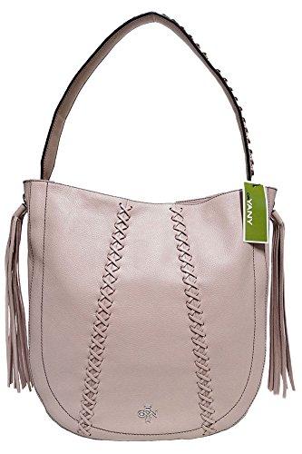 orYANY Chelsea Hobo Bag W/Fringe, Ant Rose