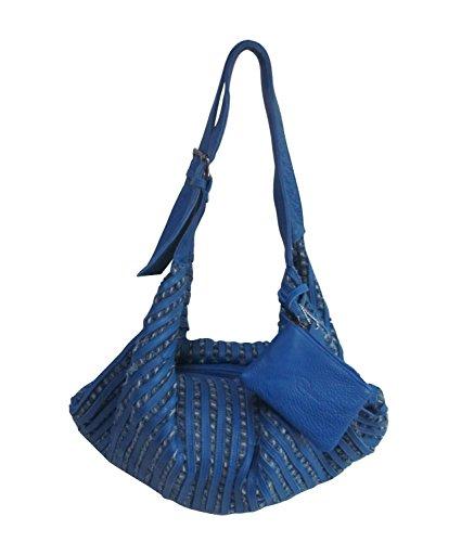 Amerileather Peranda Hobo-Hippie Multipurpose Bag (#1918-8)