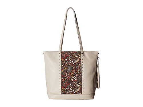 Sakroots Women's Seni Leather Tote Ruby Spirit Desert none none