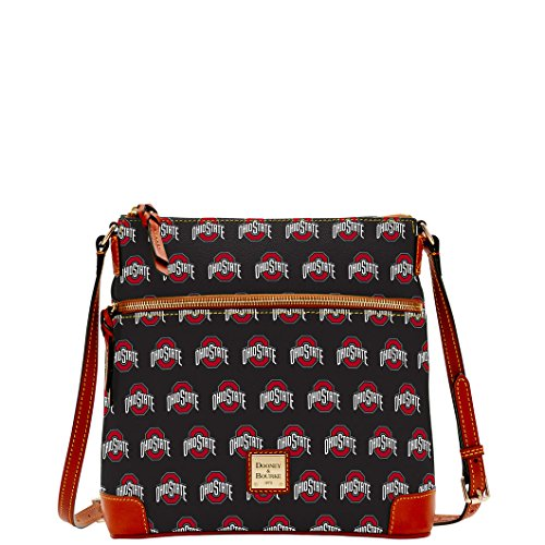 Dooney and Bourke Ohio State Buckeyes Crossbody Handbag – Black
