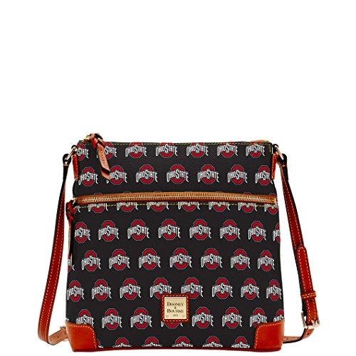 Dooney and Bourke Ohio State Buckeyes Crossbody Handbag – Black
