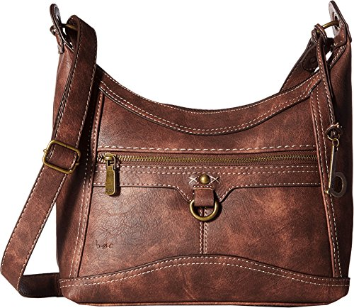 b.o.c. Women's Mansfield Hobo Chocolate Handbag