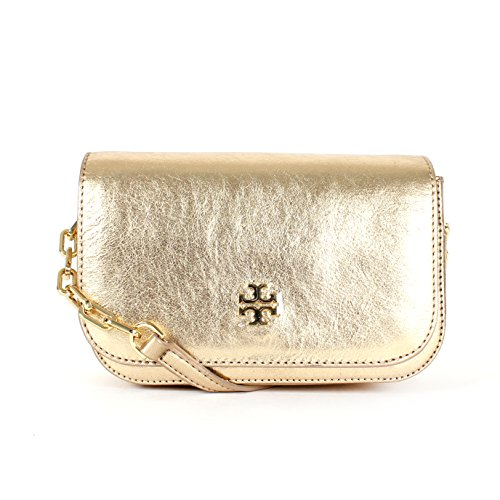 Tory Bburch Caitlin Mini Bag Gold