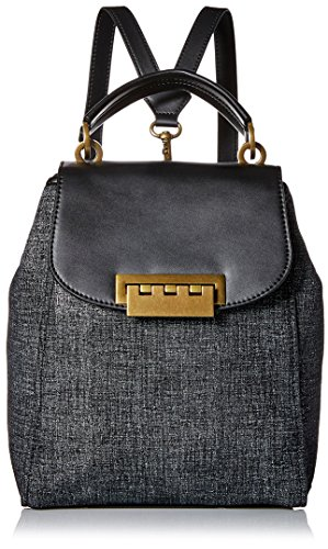 ZAC Zac Posen Women's Tweed Eartha Iconic Back pack