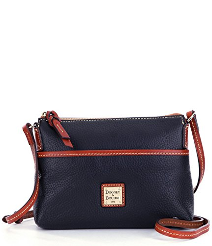 Dooney & Bourke Ginger Pouchette Crossbody Midnight Blue