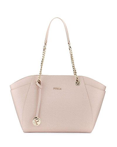 Furla Julia Medium Chain Tote (Magnolia)