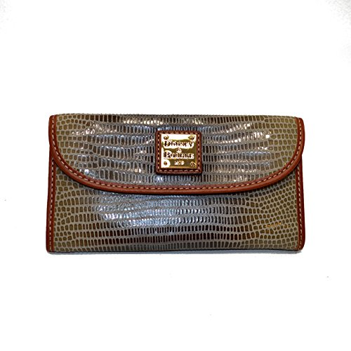 Dooney and Bourke Women's Genuine Leather Wallet/Clutch