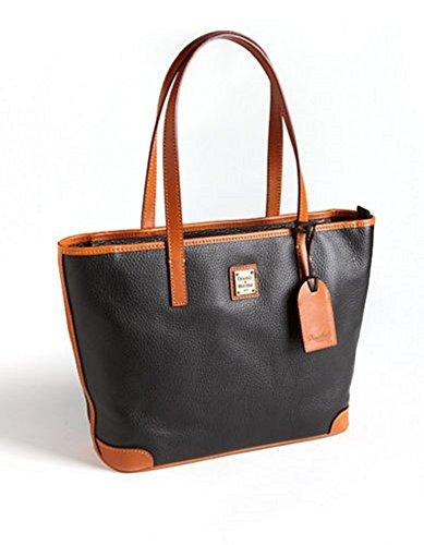 Dooney & Bourke Charleston Shopper Tote Black
