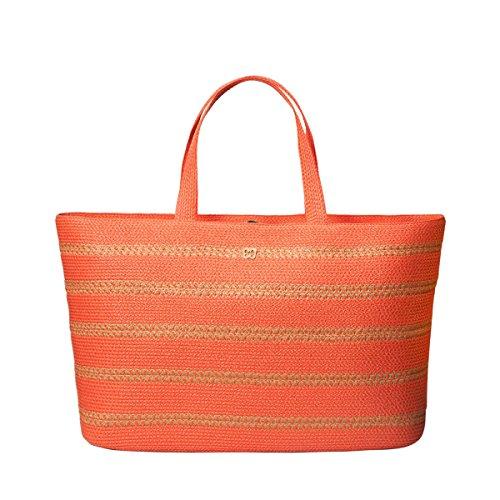 Eric Javits Designer Women's Handbag Sinclair Tote Bag Spark