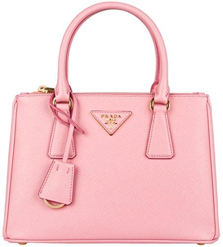 Prada Saffiano Galleria Bag – Pale Rose