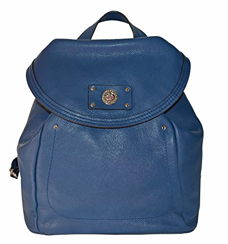 MARC JACOBS Handbag Genuin Italian Leather Backpack Bag Purse
