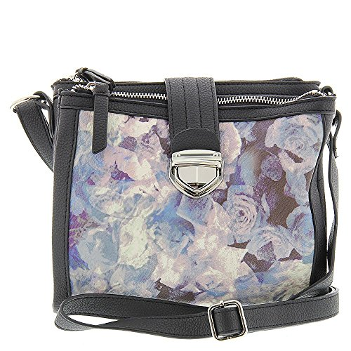 Jessica Simpson Evan Crossbody Frost-Floral