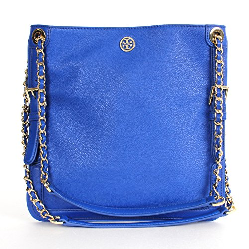 Tory Burch Bloomingdale's Swingpack Bag Jelly Blue
