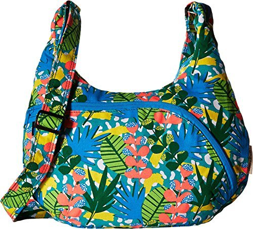 KAVU Women's Sydney Satchel Tropic Jungle Cross Body