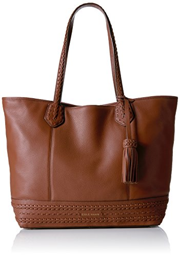Cole Haan Rilla Tote, Woodbury Brown