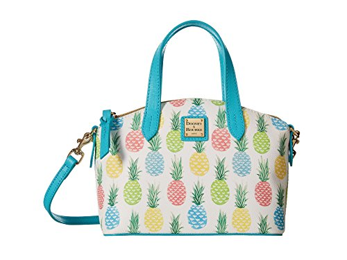 Dooney & Bourke Tiki Pineapple Mini Ruby Crossbody Bag
