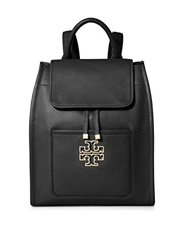 Tory Burch Britten Backpack in Black