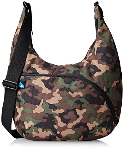 KAVU Women's Singapore Satchel Bag, Camo, One Size