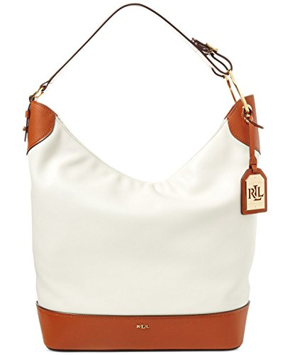 Lauren Ralph Lauren Dorrington Carissa Medium Hobo Bag