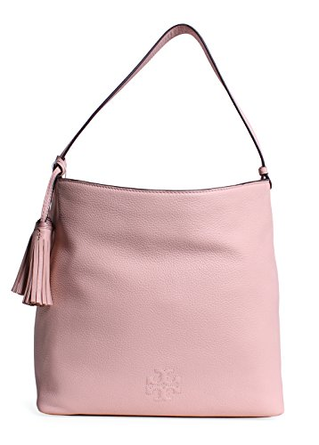 Tory Burch Thea Leather Hobo Bag, Sweet Melon