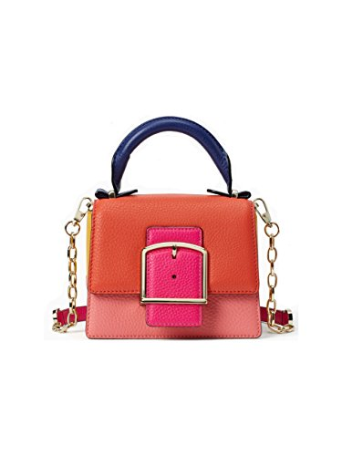 Kate Spade Healy Lane Candi Crossbody Satchel, Pomelo Multi