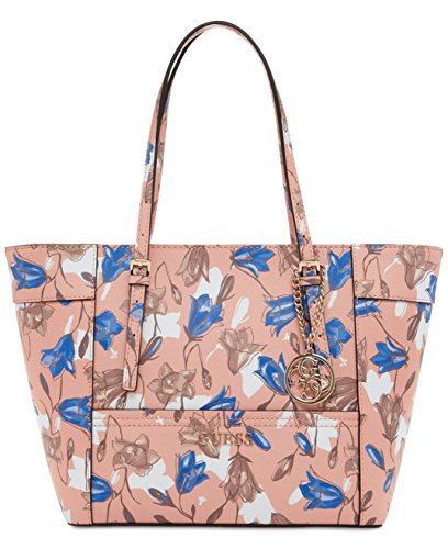 GUESS Delaney Classic Tote Bag, Floral Multi
