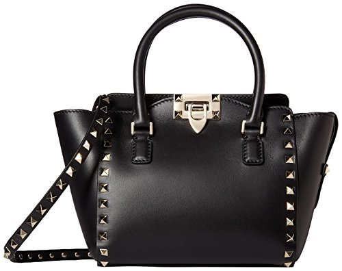 Valentino Women's Top Handle Bag Lw2b0856bol0no, Black, One Size