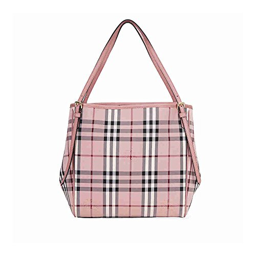 Burberry women's shoulder bag original canter pink